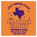 Family Reunion T-Shirt Design R1-38