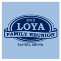 Family Reunion T-Shirt Design R1-33