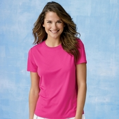 Hanes Ladies' Cool Dri T-Shirt