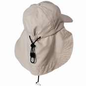 Adams Low-Profile Cap with Neck Cape