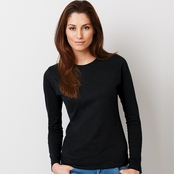 Gildan Ladies' SoftStyle Long-Sleeve T-Shirt
