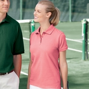 Devon & Jones Ladies' Dri-Fast Pique Polo Shirt