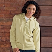 Econscious Ladies' Organic/Recycled Full-Zip Hoodie