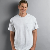 Fruit Of The Loom 50/50 Pocket T-Shirt