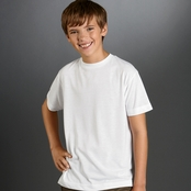 Sublivie Youth Polyester T-Shirt