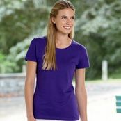 Fruit of the Loom Ladies' Heavy Cotton T-Shirt