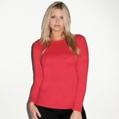 Bella Ladies' Missy Long-Sleeve Jersey T-Shirt
