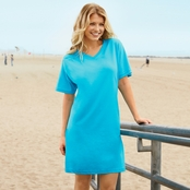 LAT Ladies' V-Neck Coverup