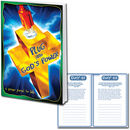 Plug Into God's Power - A Prayer Journal for Kids (NLT)