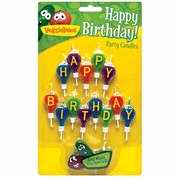 Birthday Candle Veggie Tales Happy Birthday Letters