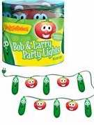 Light Strand Veggie Tales/Bob & Larry Party Lights