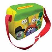 Lunch Box Veggie Tales Lunch & Lessions w/4 DVD