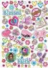 Little Miss Grace Sticker Book