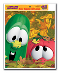 "VeggieTales� Inlaid Puzzle ""Very Veggie Fall Colors"""