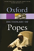 OXFORD DICTIONARY OF POPES
