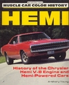 HEMI - Muscle Car Color History