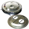 Hemi Chrome Dome Air Cleaner Base & Lid