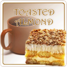 Toasted Almond Flavored Coffee (1lb Bag)