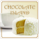 Chocolate Island Flavored Coffee (1lb Bag)