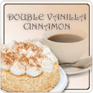 Double Vanilla Cinnamon Flavored Coffee (1lb Bag)