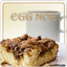 Egg Nog Flavored Coffee (1lb Bag)
