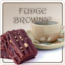 Hot Fudge Brownie Flavored Decaf Coffee (1lb Bag)