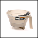 Funnel Assy, Smoke-Tea(Tu3/T3)