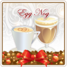 Egg Nog-12 Coffees of Christmas (1 lb Bag)