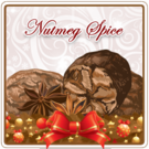Nutmeg Spice-12 Coffees of Christmas (1 lb Bag)