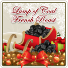 Lump of Coal French Roast Coffee-12 Coffees of Christmas (1 lb Bag)
