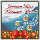 Jamaica Blue Mountain Blend-12 Coffees of Christmas (1 lb Bag)