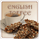 English Toffee Flavored Decaf Coffee (1lb Bag)