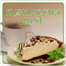 Irish Mocha Mint Flavored Decaf Coffee (1lb Bag)