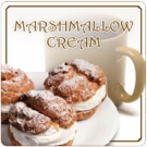 Marshmallow Cream Flavored Decaf Coffee (1lb Bag)