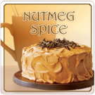 Nutmeg Spice Flavored Decaf Coffee (1lb Bag)