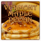 Vermont Maple Pecan Flavored Coffee (1lb Bag)