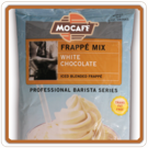 Mocafe White Chocolate Frappe Mix, 3 lb Bag