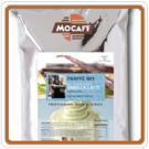 Mocafe No Sugar Added Vanilla Latte Frappe Mix, 3 lb Bag