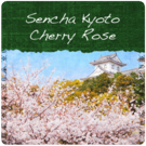 Sencha Kyoto Cherry Rose (1/2lb Bag)