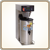 Iced Tea Brewers and Dispensers