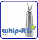 Whip-it! Specialist Plus Whipped Cream Maker (1 Liter)