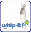 Whip-it! Professional Whipped Cream Maker (1/2 liter)