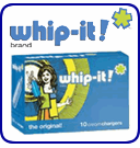 whip-it! Whipped Cream Chargers (10-pack)