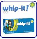 whip-it! Whipped Cream Chargers (24-pack)
