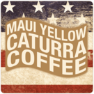 Patriotic Maui Yellow Caturra Coffee