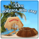 Tortuga Rum Cake (Blue Mountain) (33oz)