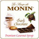 Monin Dark Chocolate Syrup 1L