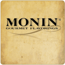 Case of Monin Syrups (4 1L Bottles)