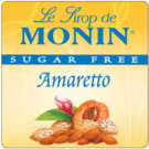 Monin *Sugar-Free* Amaretto Syrup 750ml