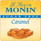 Monin *Sugar-Free* Caramel Syrup 750ml
